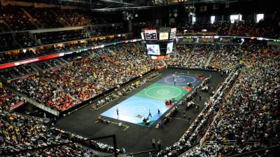 Wells Fargo Arena