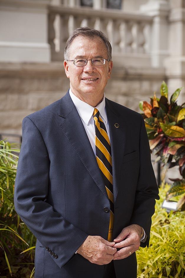 Chancellor Brady J. Deaton