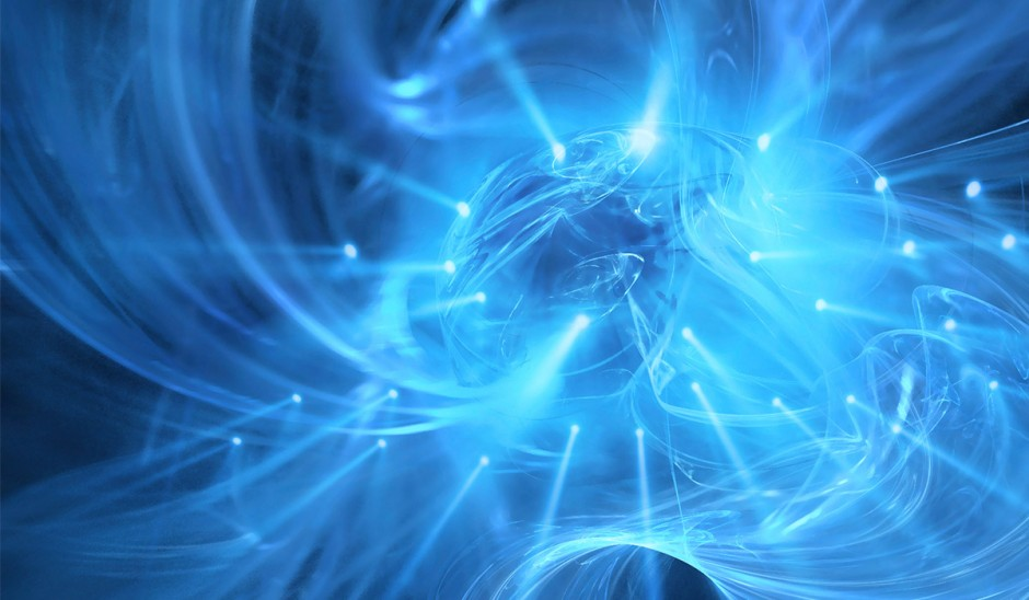 Abstract energy art