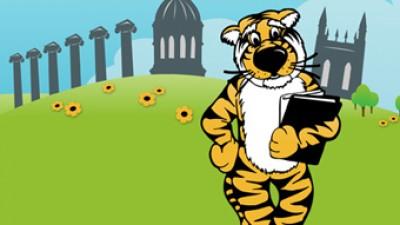 Truman the Tiger