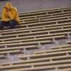 Shocked crowd lingers after loss