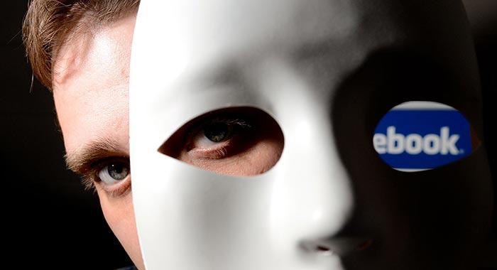 Facebook mask