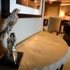 Statue of a falcon