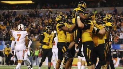 NCAA Football: Cotton Bowl-Oklahoma State vs Missouri