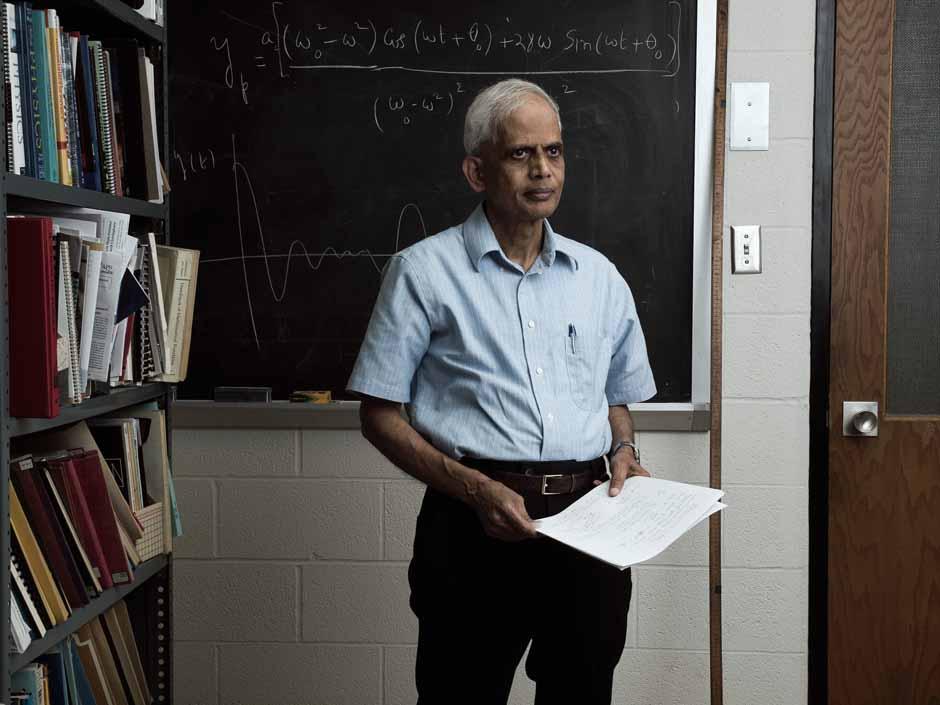 Holalkere R. Chandrasekhar