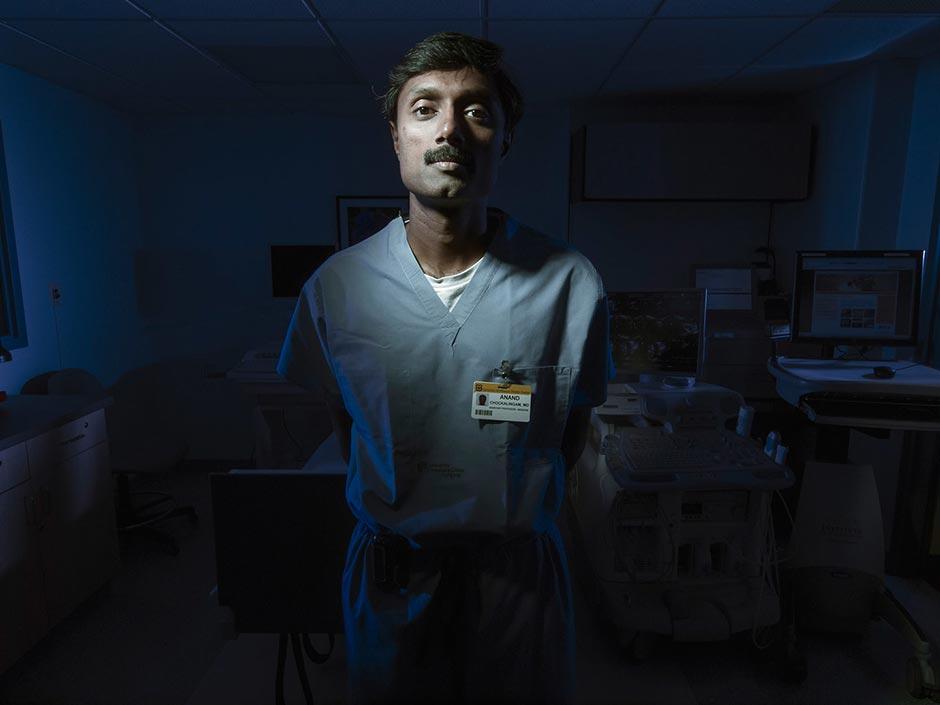 Dr. Anand Chockalingam