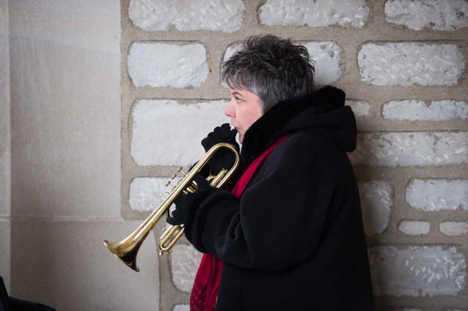 Tumpeter Jacqueline Bledsoe
