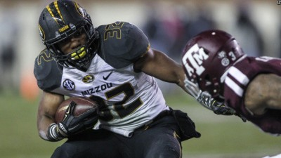NCAA Football: Missouri at Texas A&M