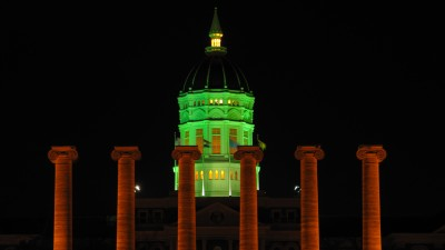 Jesse Dome green