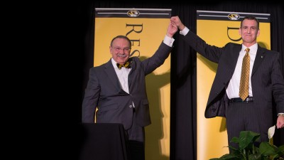 R. Bowen Loftin and Mack Rhoades