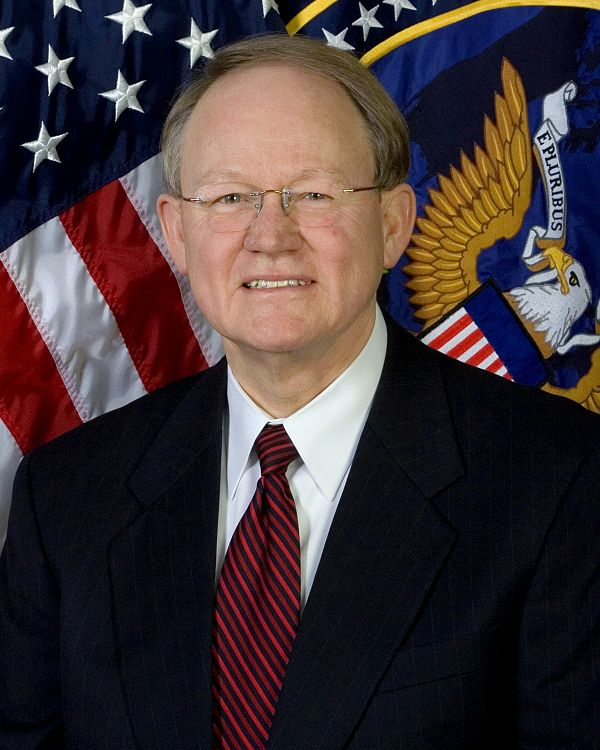 Retired Admiral McConnell