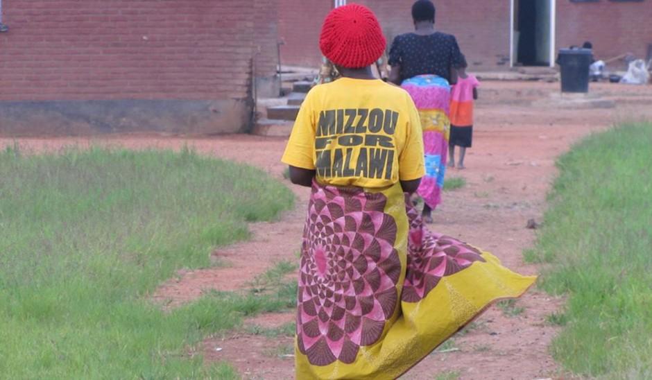 Women in Malawi.