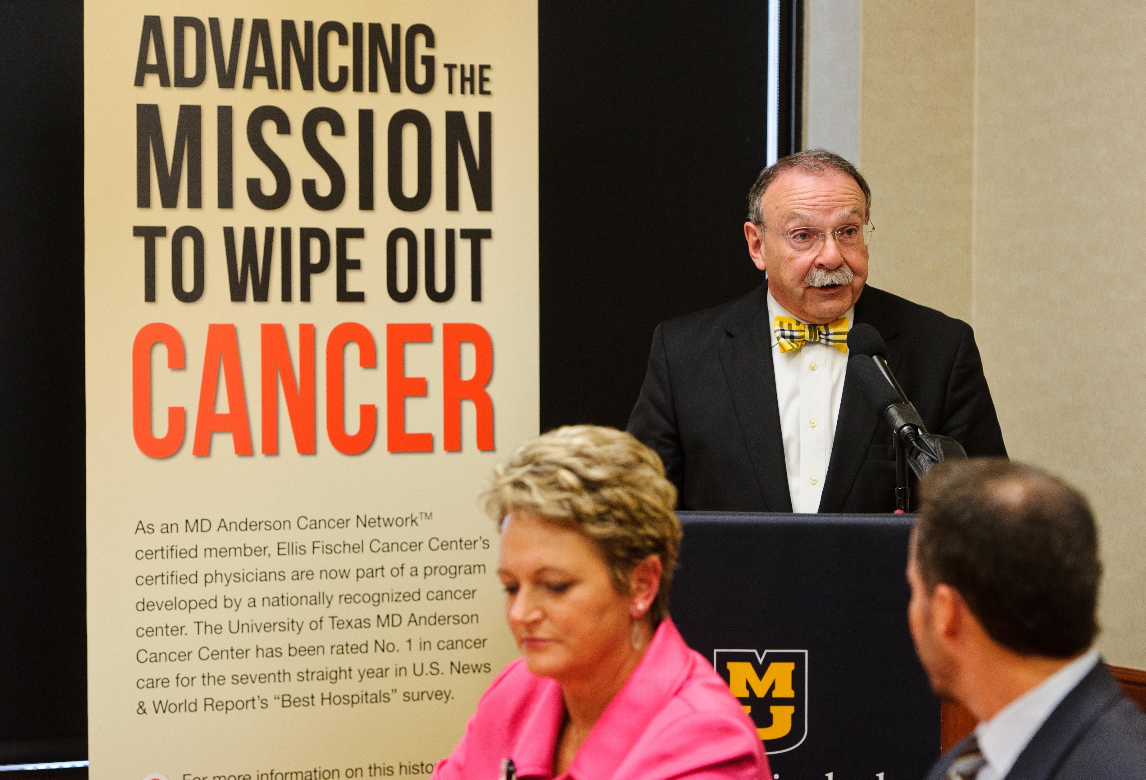 Cancer Research // Mizzou News // University of Missouri