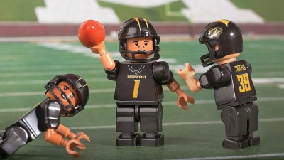 Lego football players