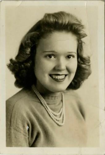 Betty Ann Baker Hodgman