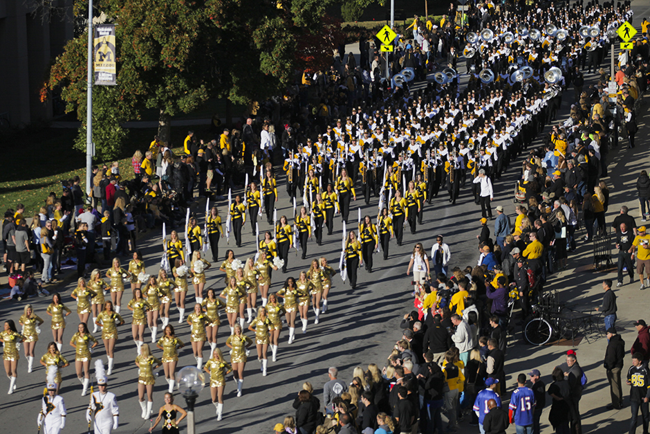 Image result for missouri homecoming