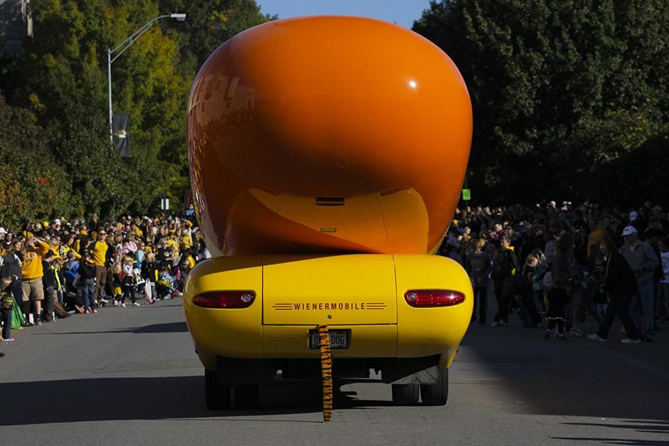 The Oscar Meyer Wiener Mobile