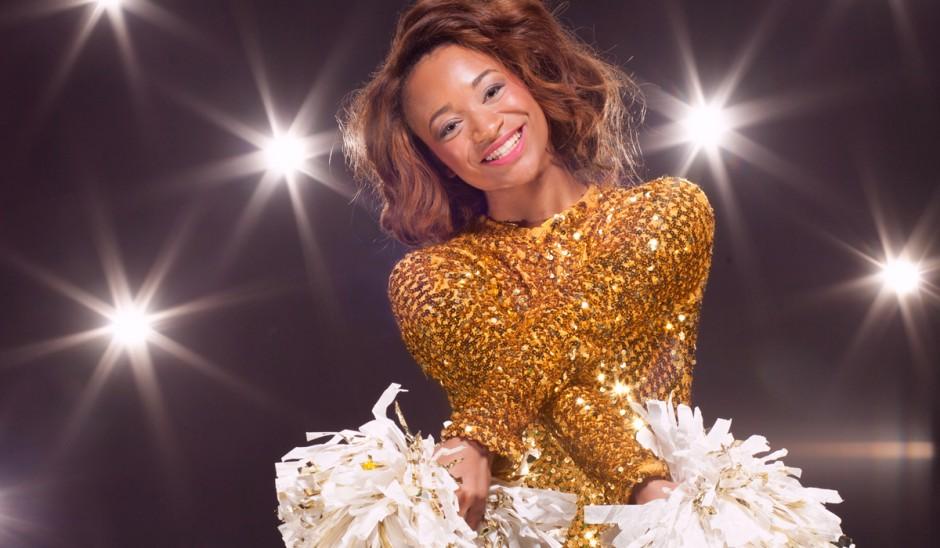 Golden Girl Llynsie Iglehart