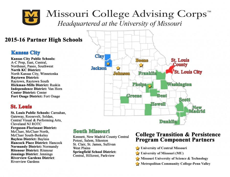 Sustainable Advising Mizzou News University Of Missouri