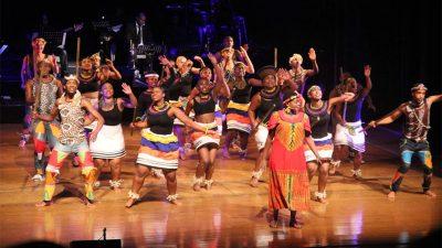 Cast of Mama Africa