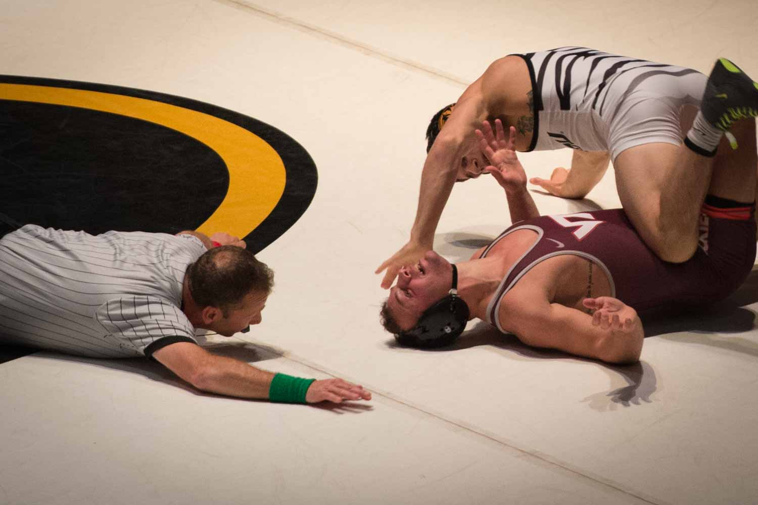 Redshirt junior 157-pounder Joey Lavallee jumped out to a 10-2 lead after the first period, helping him earn his second straight major decision to open the year, 15-5, over No. 17 Sal Mastriani. The win gave Mizzou a 16-3 lead at intermission.