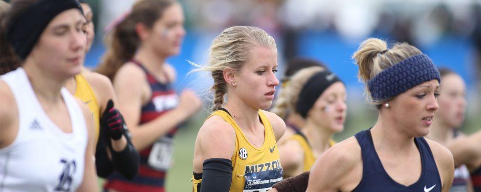 Karissa Schweizer running