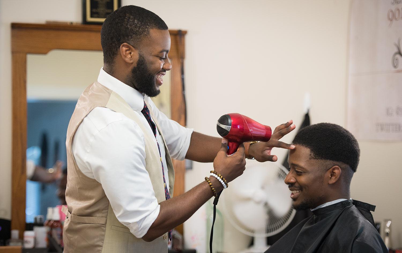 The Barber Of Mizzou Mizzou News University Of Missouri