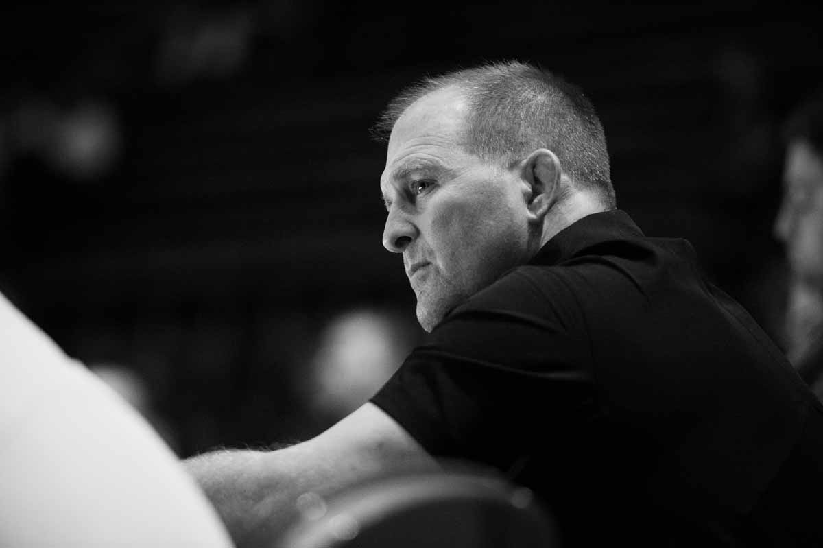 Brian Smith began his career as Missouri's seventh head wrestling coach in 1998. The winningest coach in program history, Smith has compiled a 237-92-3 record at Missouri over his 18-season tenure. Smith has taken home five consecutive conference Coach of the Year honors dating back to 2012, including four straight awards by the MAC league office. Additionally, in May 2007, Smith was honored with the Dan Gable Coach of the Year Award, presented by W.I.N. Magazine.