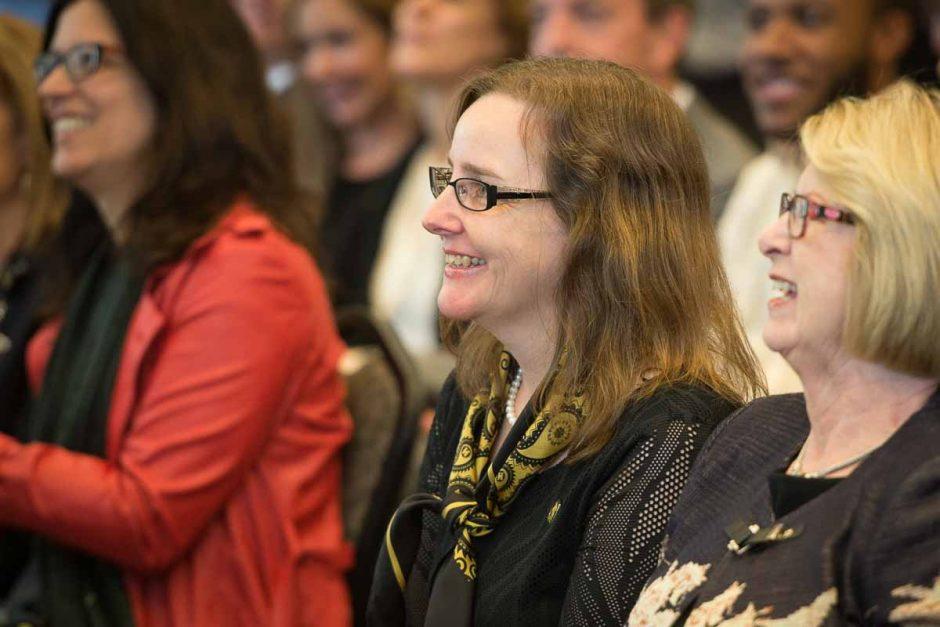Kathryn Reed, Melinda Cartwright and committee member
