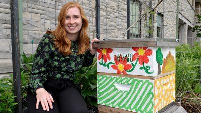 Udall Scholar Megan Tyminski