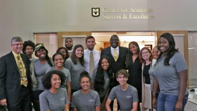Center for Academic Success & Excellence staff