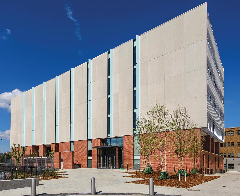 medical building exterior