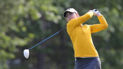 This is a picture of Mizzou golfer Clara Young