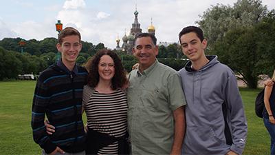 Magnante family