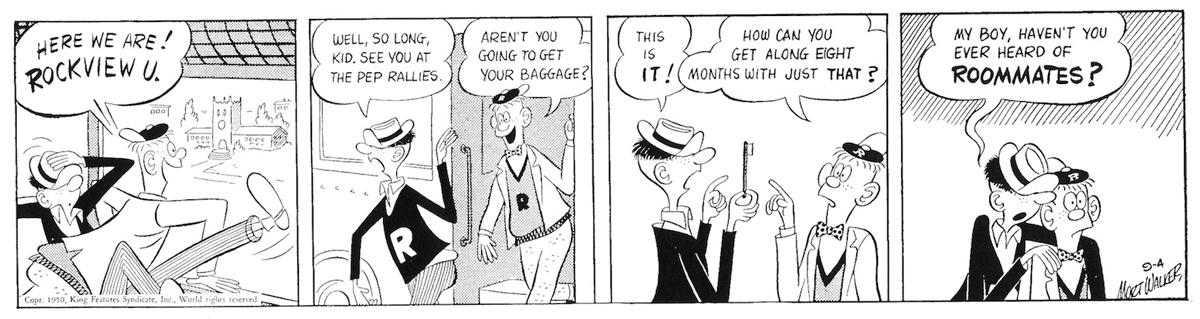 Beetle Bailey comic strip