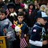 boy scouts with flags