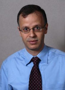 Mahmoud Almasri is an associate professor of electrical engineering and computer science at the MU College of Engineering.