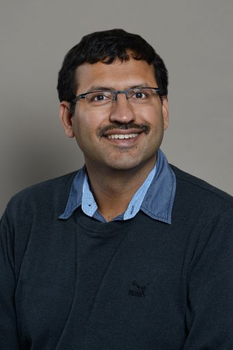 Rohit Chadha, an associate professor of electrical engineering and computer science in MU's College of Engineering, researches formal engineering methods for computer security.