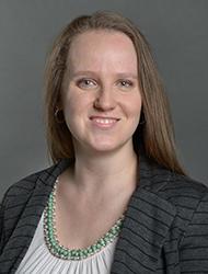This is a photo of Rachel Proffitt.