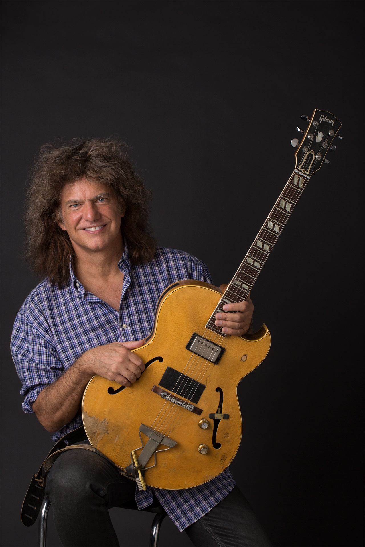 This is a photo of musician Pat Metheny