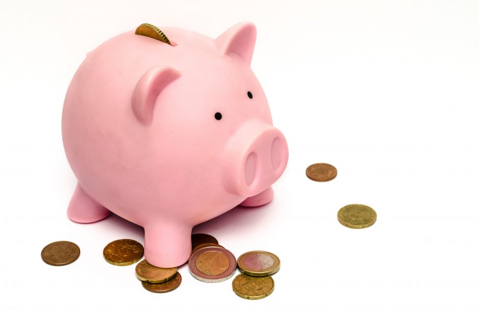 This is a picture of a piggy bank.