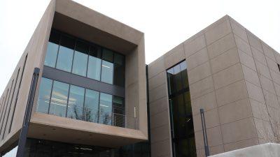 Music center building