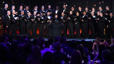 Picture of LA Gay Mens Chorus performing