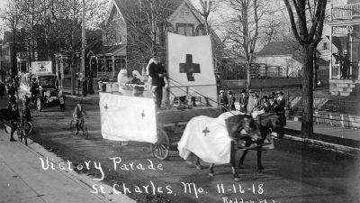 World War I Victory Parade in St. Charles, Missouri