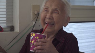 Picture of Wyatt Wu's grandmother