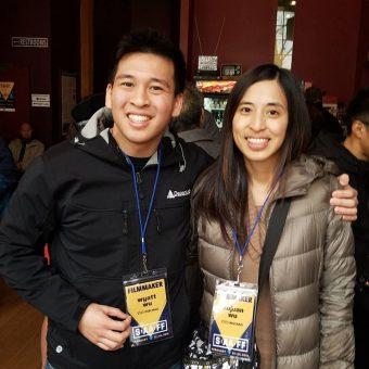 Wyatt Wu and Sujean Wu