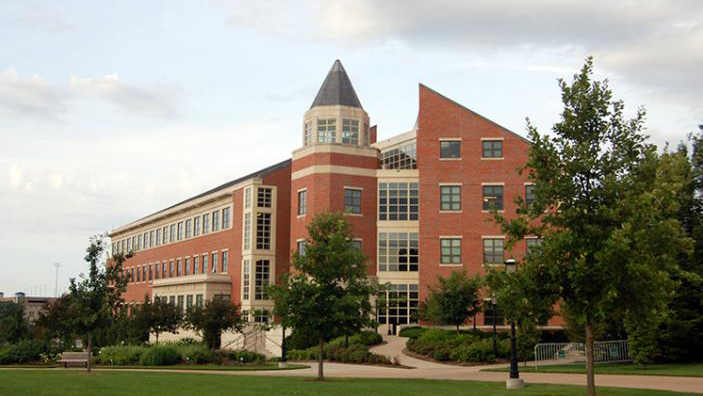 Cornell Hall building