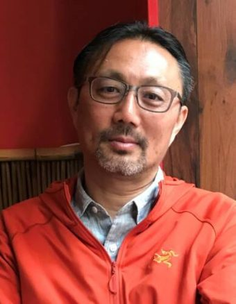 This is a picture of Chung-Ho Lin.