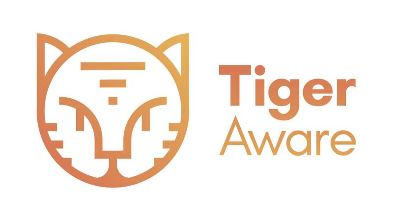 tiger aware logo