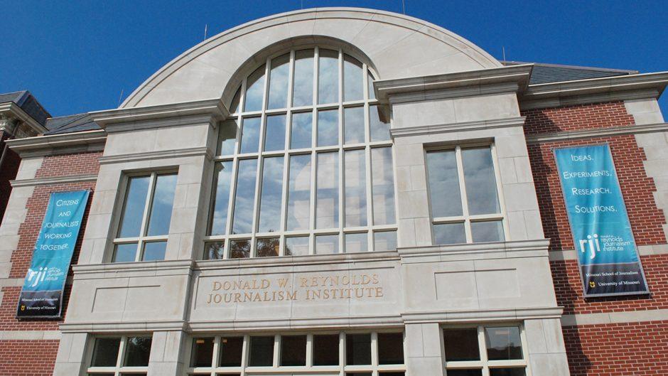 reynolds journalism building exterior